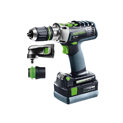 Perceuse-visseuse à percussion Pdc 18/4 li 5,2 set Festool