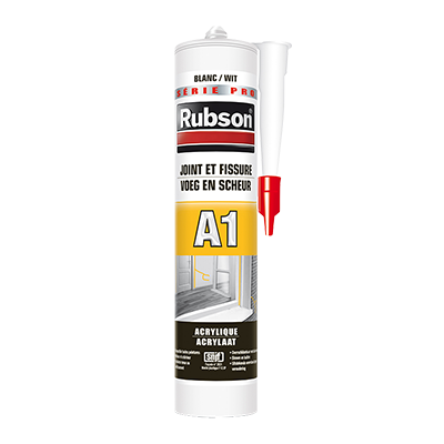 Rubson mastic A1 joint et fissure acrylique Henkel