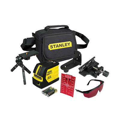 Stanley produits stanley commercialis s par les mat riaux - Niveau laser croix cubix stanley ...