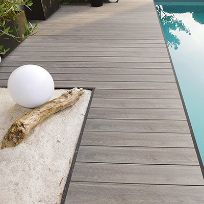 Lames ip lames de terrasse les mat riaux for Materiaux exterieur