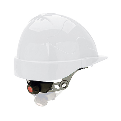 Casque blanc TIRRENO Difac