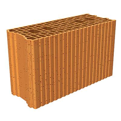 brique porotherm gf r20 th les mat riaux. Black Bedroom Furniture Sets. Home Design Ideas
