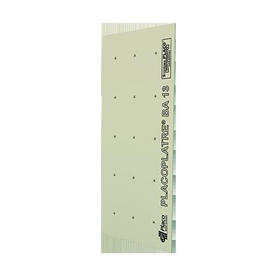 Placo produits placo commercialis s par les mat riaux - Plaque de platre exterieur ...