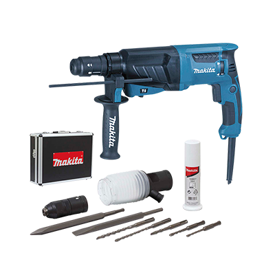 Perfo-burineur Hr2630tx4 - sds-plus 26 mm Makita