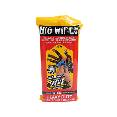 Lingettes Big wipes heavy duty L'outil Parfait