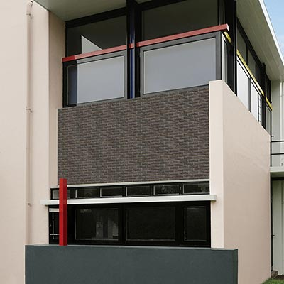 Plaquette INTERFIX 10 De Ryck By Weser