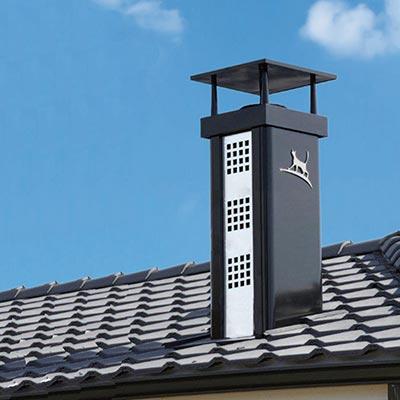 fumisterie et sortie de toit vmc les mat riaux. Black Bedroom Furniture Sets. Home Design Ideas
