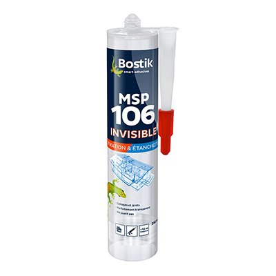 Mastic Msp 106 invisible Bostik