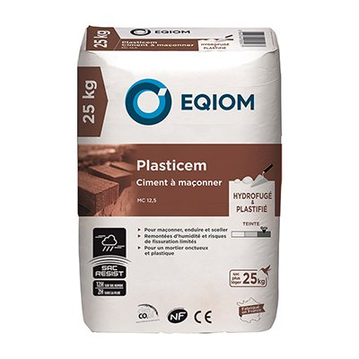Ciment plasticem® Eqiom