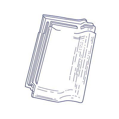 Tuile en verre grand choix de tuiles en verre les for Tuile bisch panne