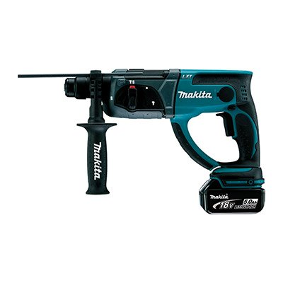 PERFOBURINEUR SDSPLUS 18 V LiION 5 Ah 20 MM Makita