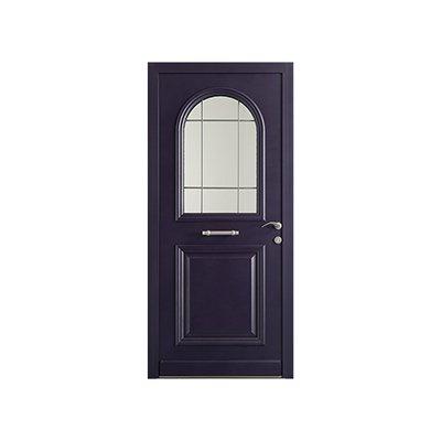 Portes d 39 entr e thermosafe motif 860 hormann les mat riaux for Porte d entree minco