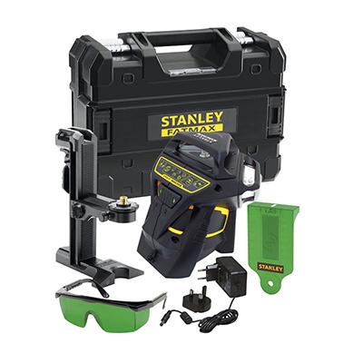 Mesure laser tlm 65 pro les mat riaux for Niveau laser stanley 360